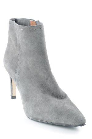 Sacha Reißverschluss-Stiefeletten grau Elegant