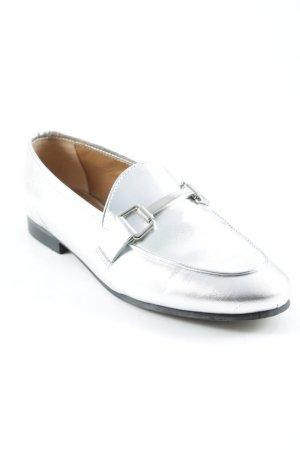 Sacha Pantofola argento stile professionale