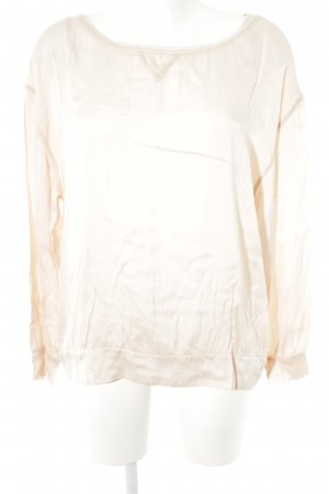 Sack's Langarm-Bluse rosé Casual-Look