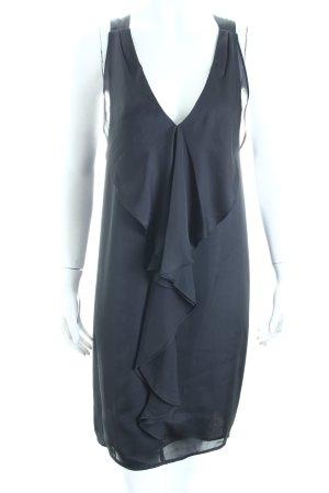 Sack's Luxury Abendkleid schwarz Eleganz-Look