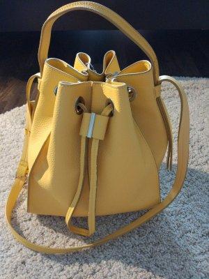 Zara Borsa a spalla giallo