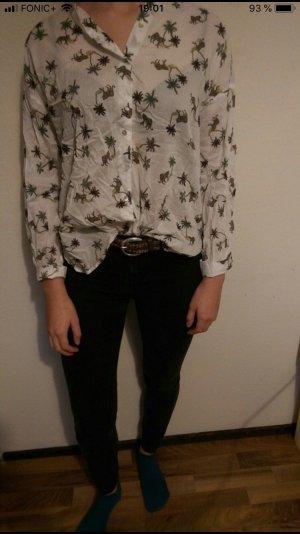 Safari Bluse/ Hemd