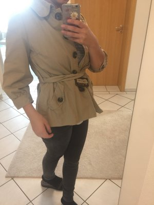H&M Safari Jacket beige-camel