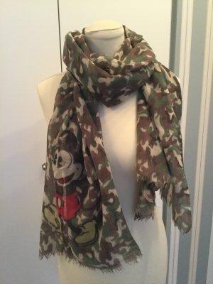 Safari-Schal mit Mickey Mouse