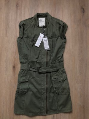 Garcia Cargo Dress khaki-olive green