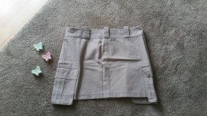 Safarirock mit Taschen XL