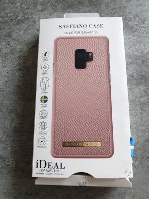 Carcasa para teléfono móvil rosa empolvado
