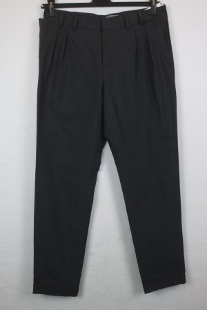 Baggy Pants anthracite cotton