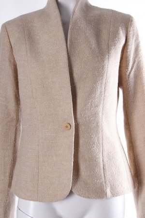 Sacai Wool Blazer beige-sand brown