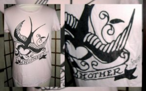 "Sailor Jerry ""Mother"" T-shirt"