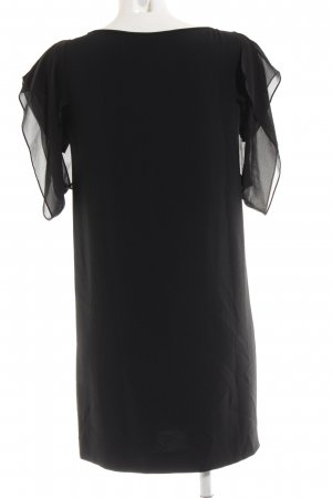 Saint Laurent Abendkleid schwarz Casual-Look