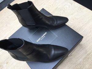 Saint Laurent Ancle Boots, schwarz, 37,5, gekauft bei Anita Hass