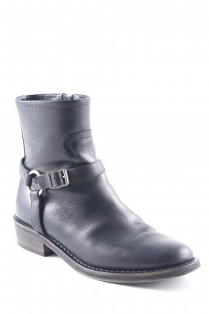 Saint Laurent Booties schwarz Casual-Look