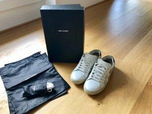 Saint Laurent Court Sneaker/ Sterne/ Gr. 38,5/ NP 445€