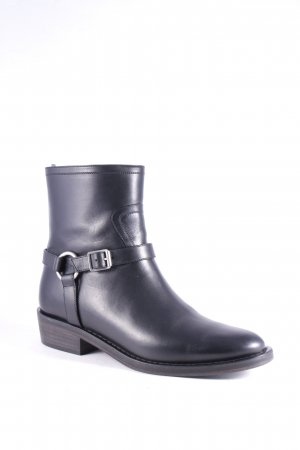 "Saint Laurent Halbstiefel ""Light Boowling Boots Nero"""
