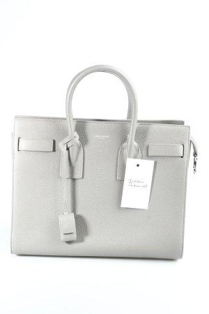 Saint Laurent Handtasche grau Eleganz-Look