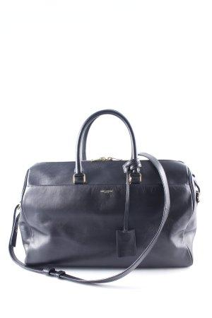 Saint Laurent Handtas zwart simpele stijl