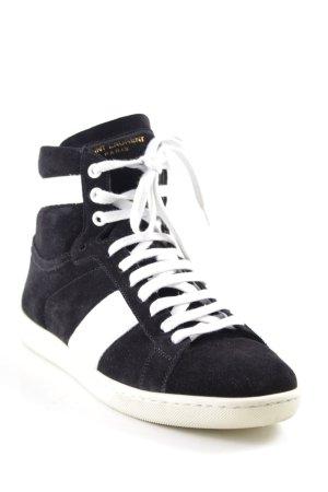 Saint Laurent High Top Sneaker mehrfarbig Casual-Look