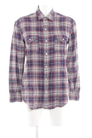 Saint Laurent Houthakkershemd volledige print casual uitstraling