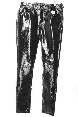 Saint Laurent Trousers black extravagant style