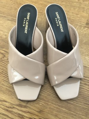 Saint Laurent Loulou Sandals Size 38 Collection summer 2019