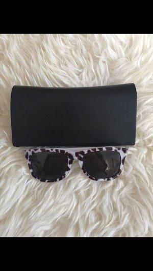 Saint Laurent Gafas de sol blanco-negro