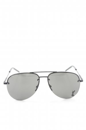 "Saint Laurent Pilotenbril ""CLASSIC 11 M 001 59"" zwart"