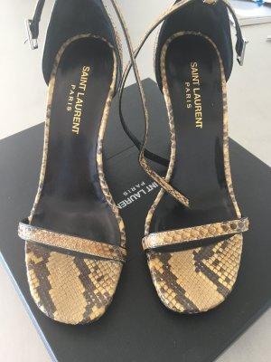 Saint Laurent Python Schuhe 37