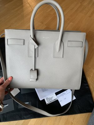 Saint Laurent Sac De Jour Grey