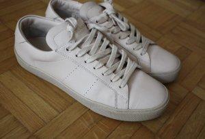 Saint Laurent Sneaker - Rosa Court Classic Sl06 Leder Gr. 38