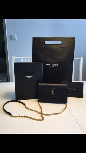 Saint Laurent Carry Bag black