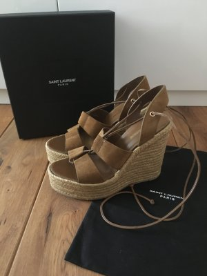 Saint Laurent - Wedges zum Binden