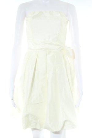 Saint Tropez Balloon Dress oatmeal elegant