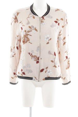 Saint Tropez Blouson florales Muster extravaganter Stil