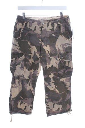 Saint Tropez Cargohose Camouflagemuster Military-Look