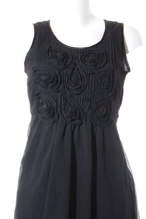 Saint Tropez Etuikleid schwarz Elegant