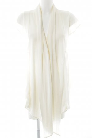 Saint Tropez Kimono Sweater cream casual look