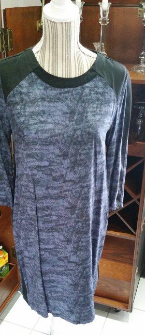 Saint Tropez Kleid schwarz blau S 36