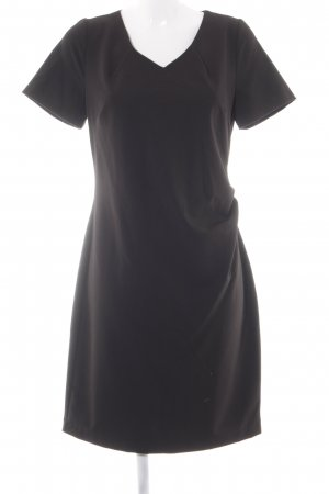 Saint Tropez Kurzarmkleid schwarz Elegant