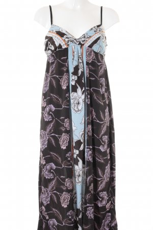 Saint Tropez Maxikleid Blumenmuster Beach-Look