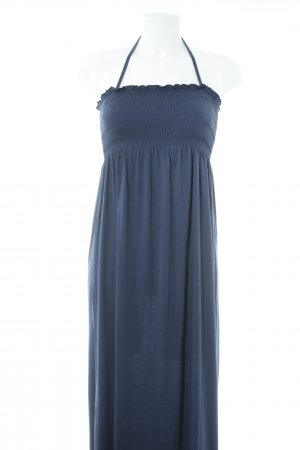 Saint Tropez Maxikleid dunkelblau Beach-Look
