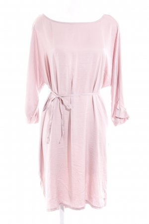 Saint Tropez Midi Dress rose-gold-coloured-dusky pink simple style