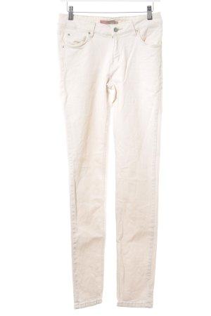 Saint Tropez Slim Jeans creme Casual-Look