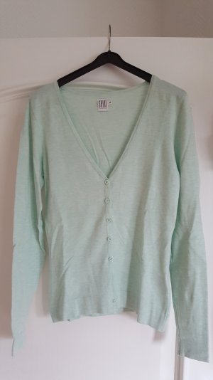 SAINT TROPEZ Strickjacke mint