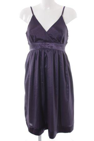 Saint Tropez Trägerkleid grauviolett Elegant