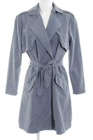Saint Tropez Trenchcoat graublau Elegant