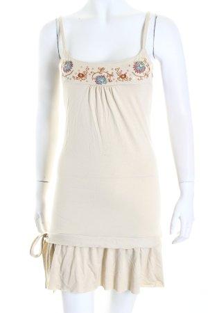 saix Jerseykleid beige Casual-Look