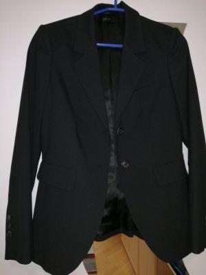 Benetton Unisex Blazer black