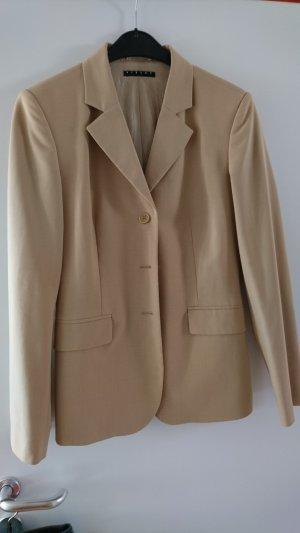 Sisley Gilet de costume beige