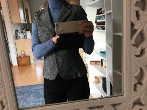 Ipuri Chaqueta tipo blusa gris antracita